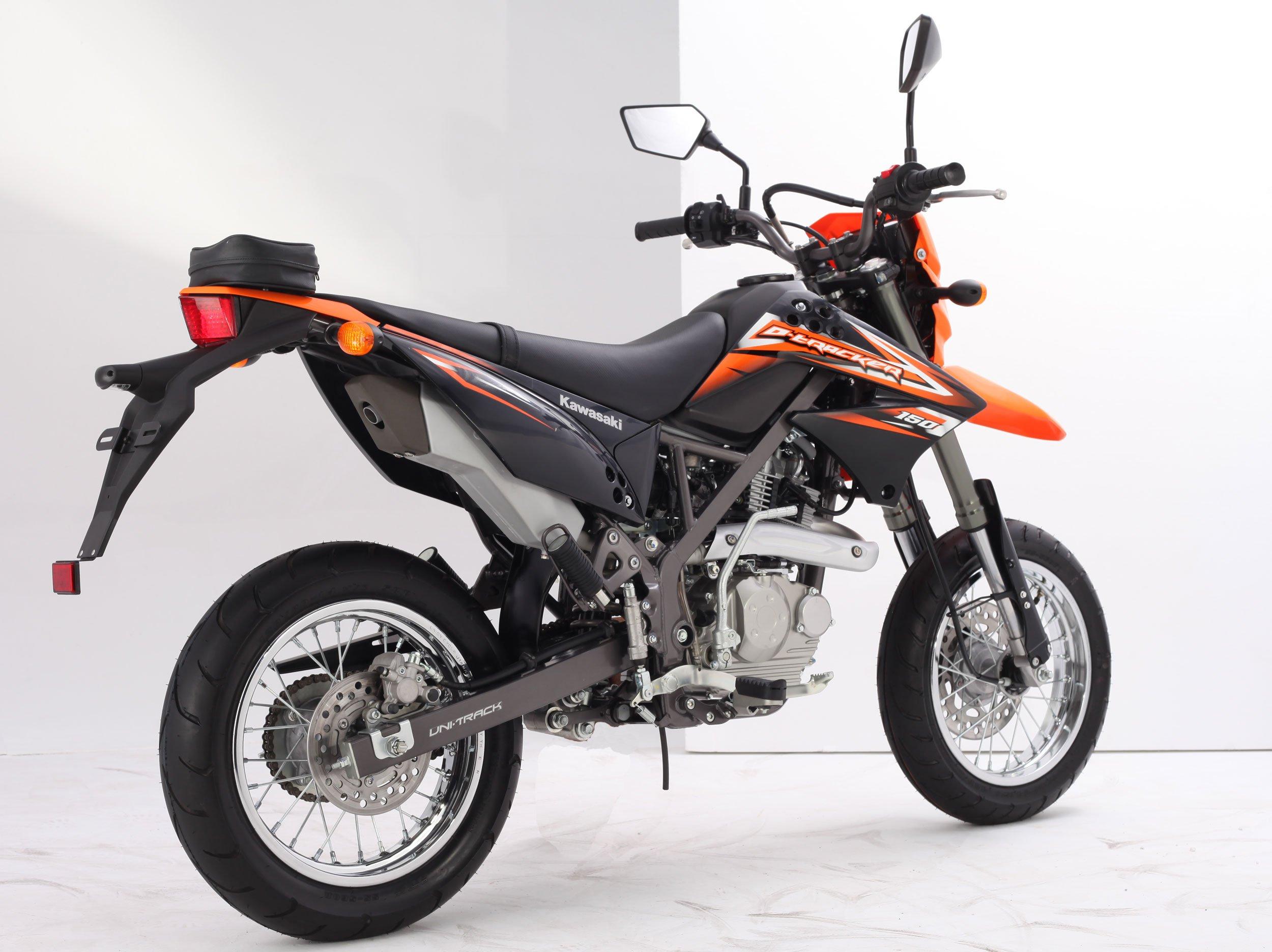 kawasaki d-tracker 150 launched, priced at rm9,689
