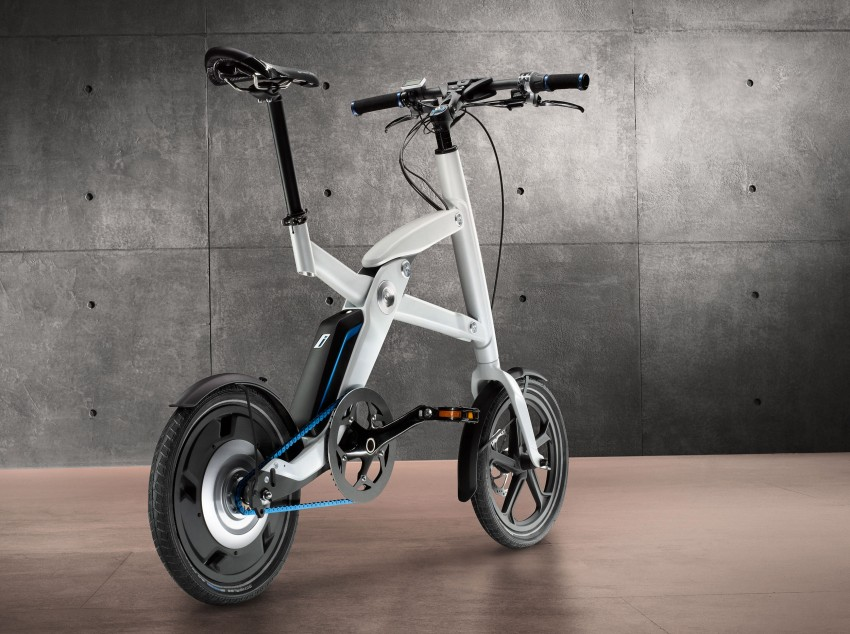 BMW i Pedelac Concept – bicycle with electric motor Image #113901