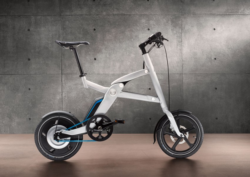 BMW i Pedelac Concept – bicycle with electric motor Image #113902