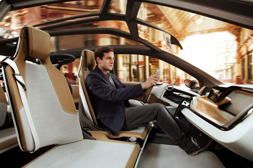 BMW i3 Concept update – chops trees for wood interior Image #113802