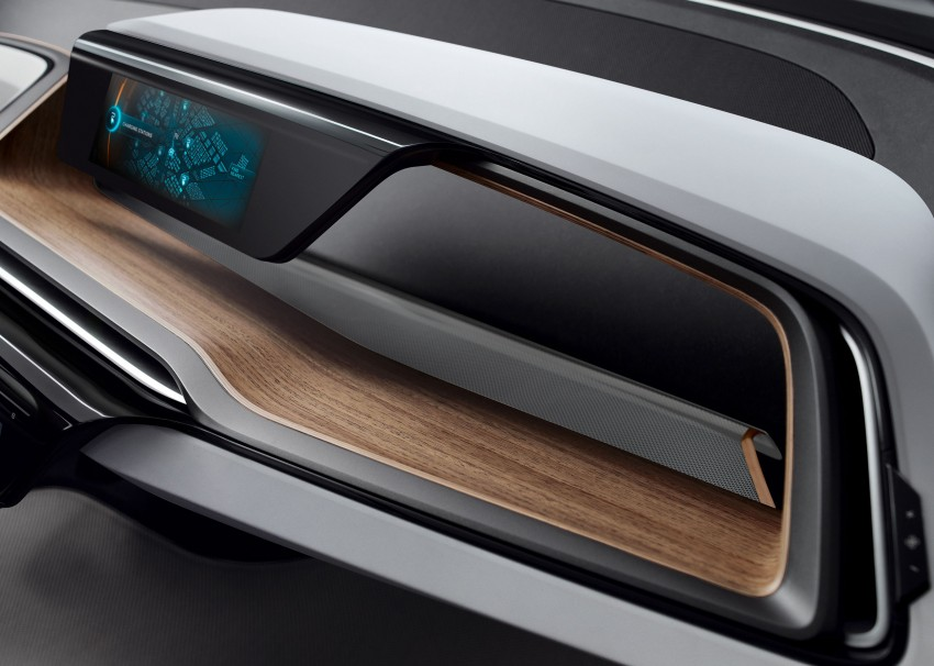 BMW i3 Concept update – chops trees for wood interior Image #113819
