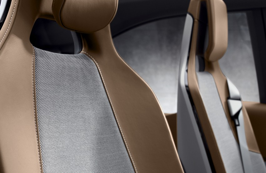 BMW i3 Concept update – chops trees for wood interior Image #113820