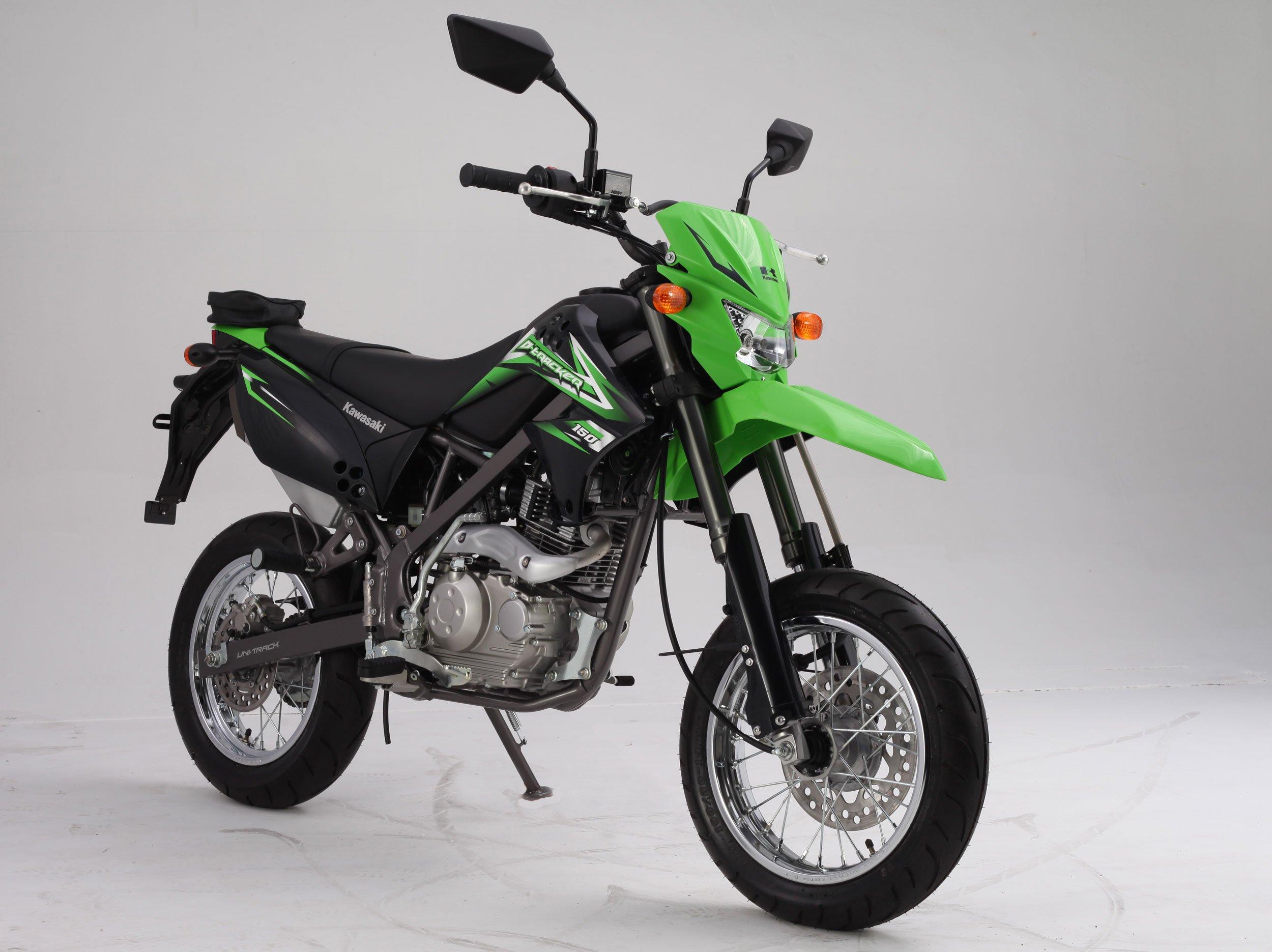 Kawasaki D Tracker 150 Launched Priced At Rm9 689