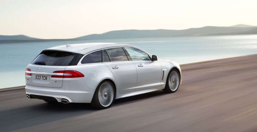 Jaguar XJ and XF gets new toys for MY2013 Image #116697