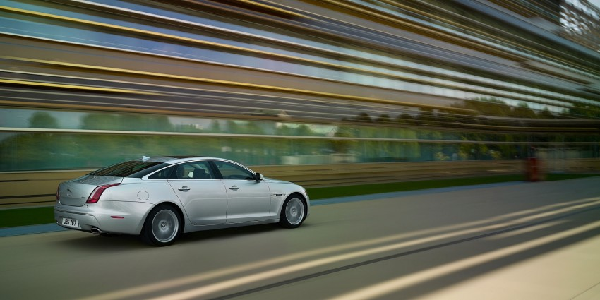 Jaguar XJ and XF gets new toys for MY2013 Image #116698