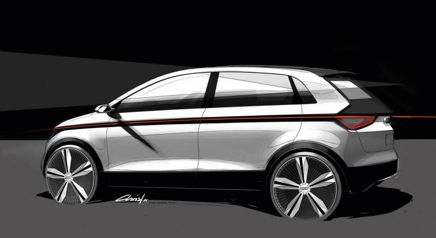 Audi A2 Concept – plenty of premium-standard space Image #66934