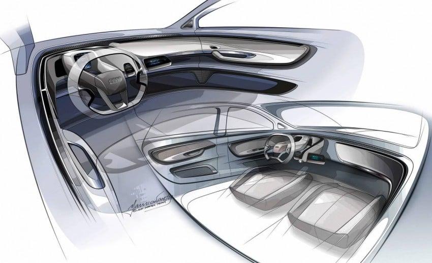 Audi A2 Concept – plenty of premium-standard space Image #66937
