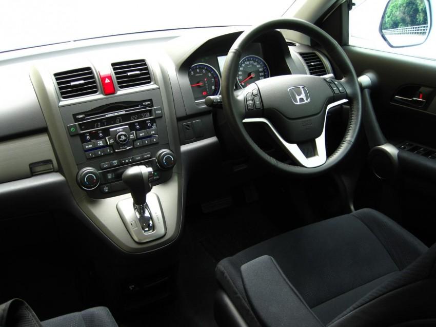 SUV shootout: Mitsubishi ASX vs Nissan X-Trail vs Honda CR-V vs Hyundai Tucson vs Peugeot 3008! Image #80378