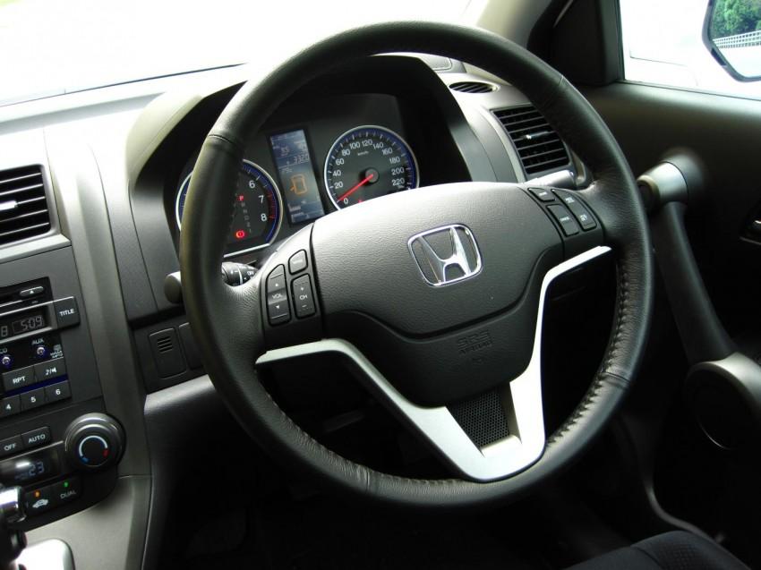SUV shootout: Mitsubishi ASX vs Nissan X-Trail vs Honda CR-V vs Hyundai Tucson vs Peugeot 3008! Image #154181