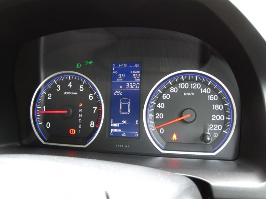 SUV shootout: Mitsubishi ASX vs Nissan X-Trail vs Honda CR-V vs Hyundai Tucson vs Peugeot 3008! Image #80667