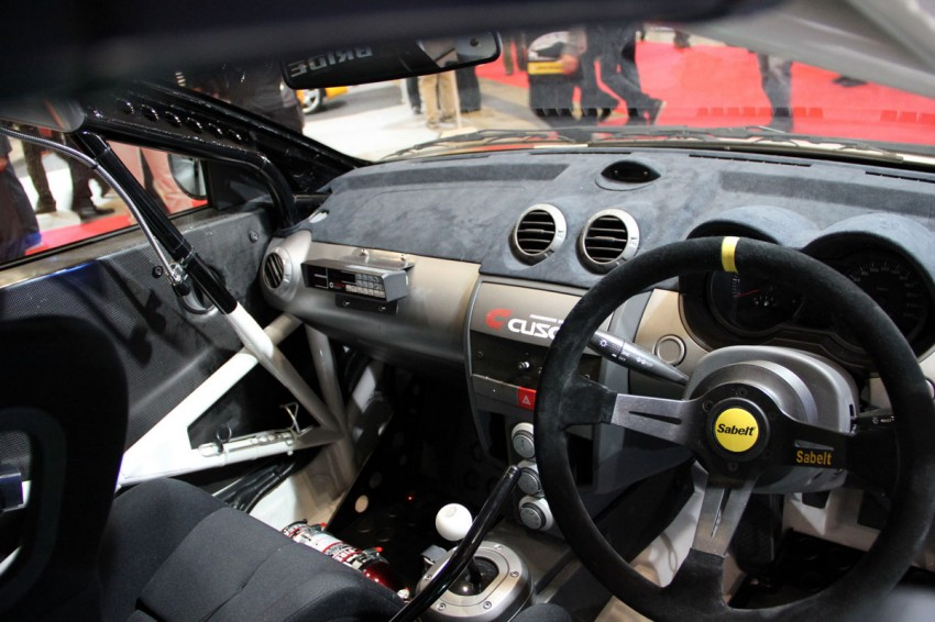 Group N Proton Satria Neo rally car goes on sale in Japan Image #84371