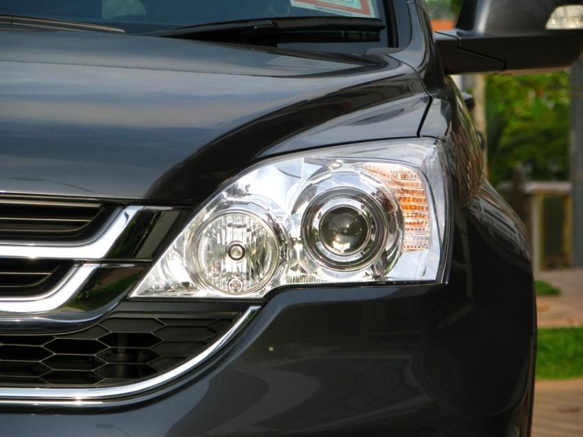 SUV shootout: Mitsubishi ASX vs Nissan X-Trail vs Honda CR-V vs Hyundai Tucson vs Peugeot 3008! Image #80681
