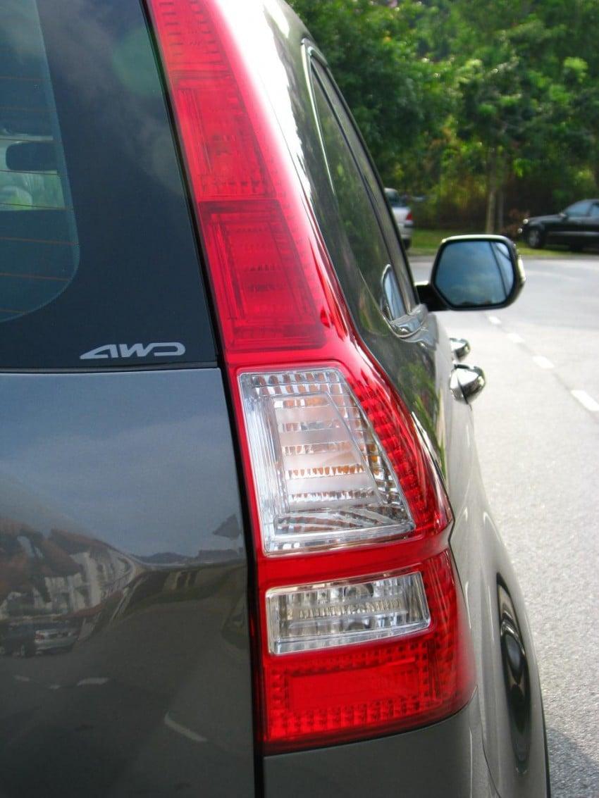 SUV shootout: Mitsubishi ASX vs Nissan X-Trail vs Honda CR-V vs Hyundai Tucson vs Peugeot 3008! Image #154159