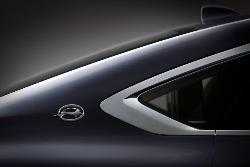 New Chevrolet Impala full-size sedan unveiled in New York Image #99823