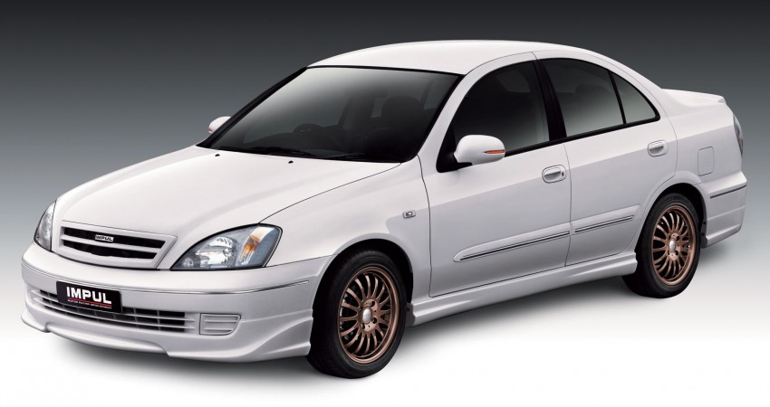 ETCM launches 1.6L Nissan Sentra tuned by Impul Image #37050