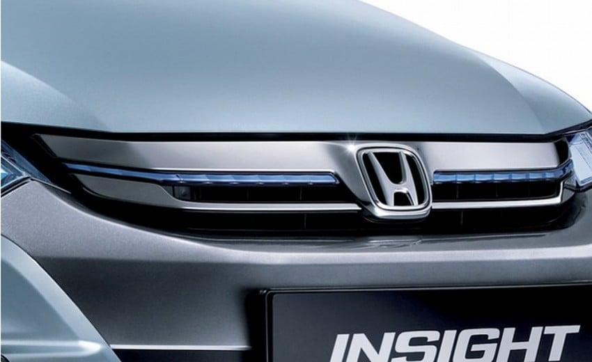 Honda Insight facelift arrives – 1.3L variant, RM99,800 Image #90533
