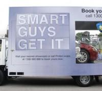 proton inspira truck
