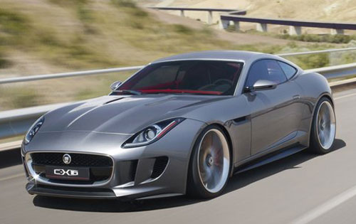 Frankfurt preview: Jaguar C-X16 Concept, 911 here I come! Image #67582