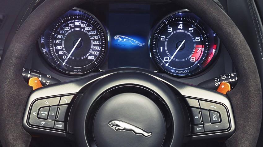 Jaguar F-Type debuts at Paris 2012: V6, V6 S and V8 S Image #133710