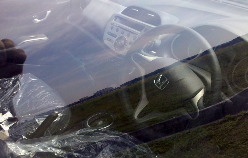 SPIED: Honda Jazz Hybrid spotted in Klang, coming soon! Image #89936