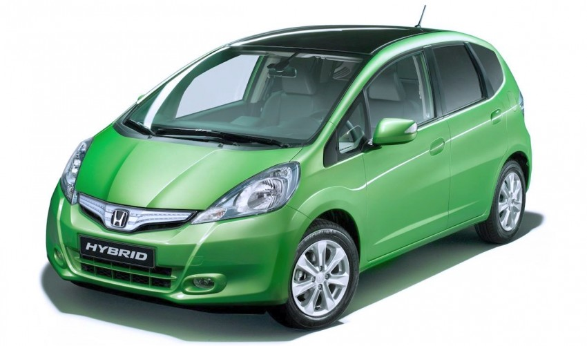 Honda Jazz Hybrid to debut in Malaysia sometime in Q1 Image #84993