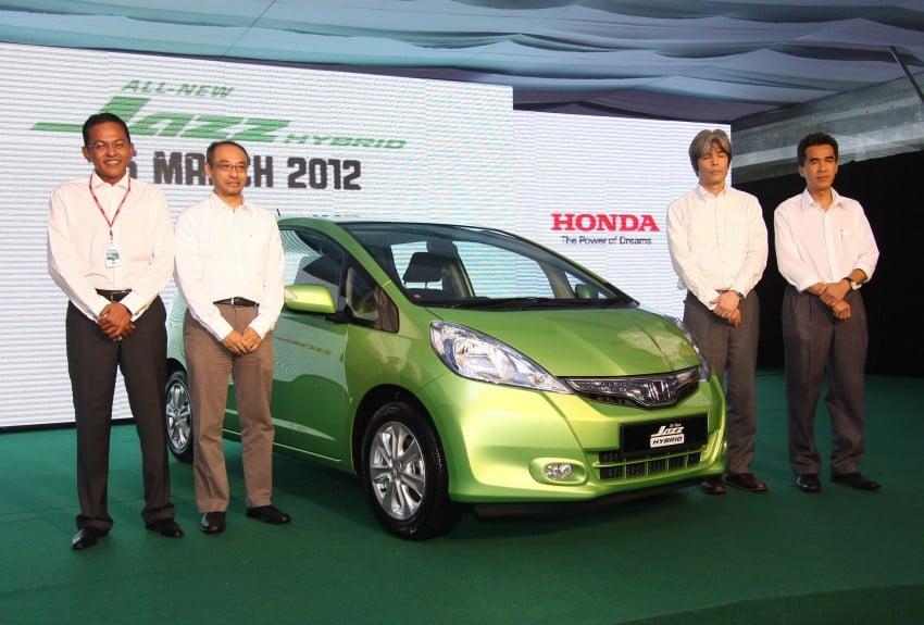 Honda Jazz Hybrid launched – Insight powertrain, RM94.8k Image #93669