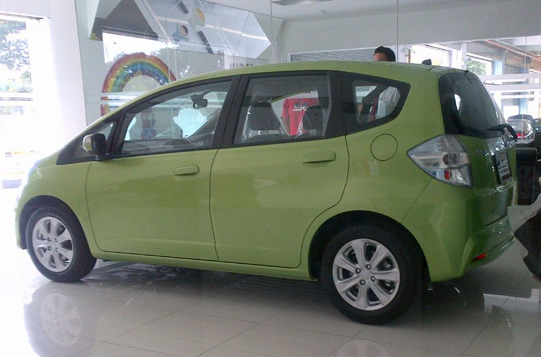 Honda Jazz Hybrid spotted in Taiping, launch on March 15 Image #92796