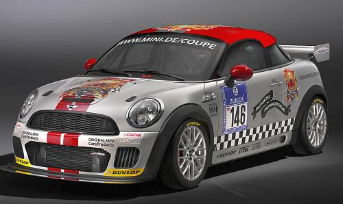 Mini John Cooper Works Coupé Endurance All Set To Premiere At The