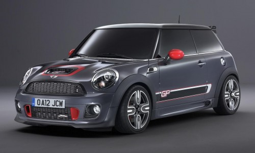 Mini John Cooper Works Gp Only 2000 Units Worldwide