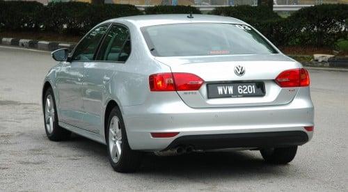Volkswagen Jetta 1 4 TSI - first drive impressions