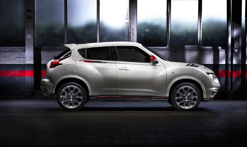 Production Nissan Juke Nismo revealed at Le Mans Image #112623
