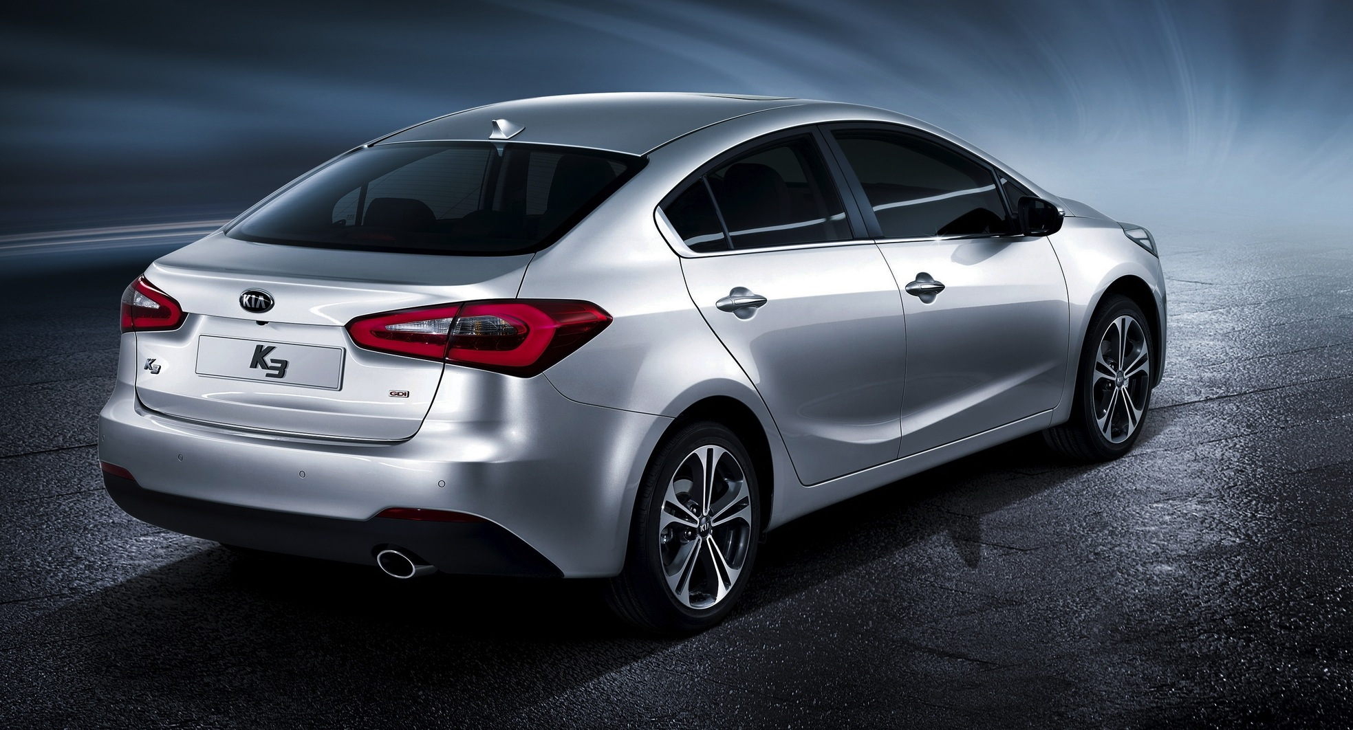 Kia Forte K3 Official Exterior Images Released