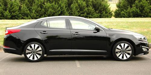 Kia Optima 2.4 GDI Test Drive Report from Australia Image #52635