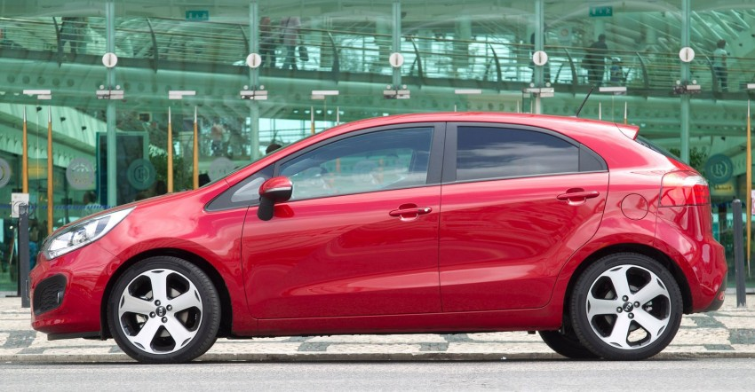 New Kia Rio hatch launching in Malaysia next month! Image #147148