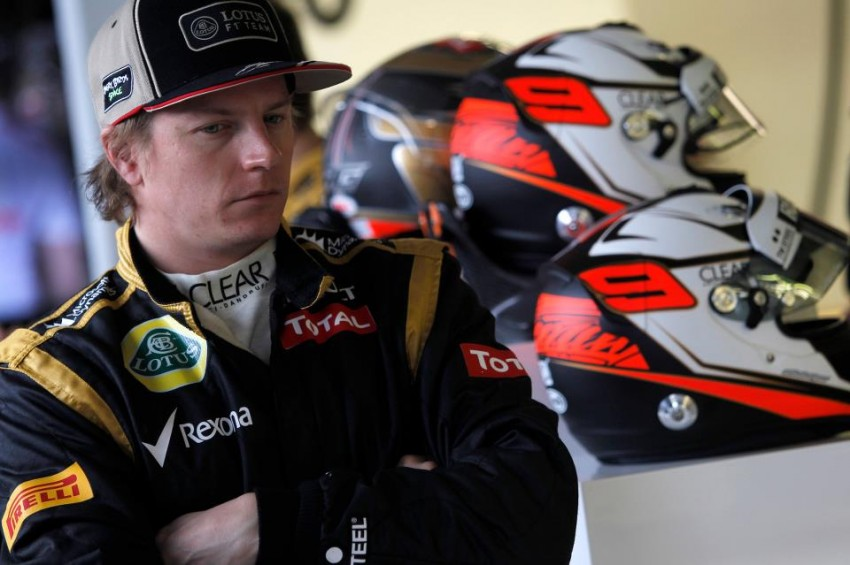 Kimi Raikkonen aiming for Sepang podium this weekend Image #94563