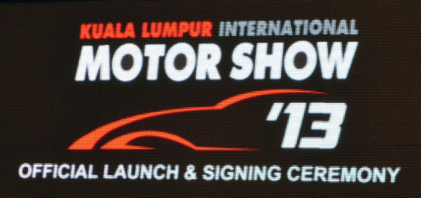 KL International Motor Show is back this year: KLIMS 13 happening in November at PWTC Image #150901