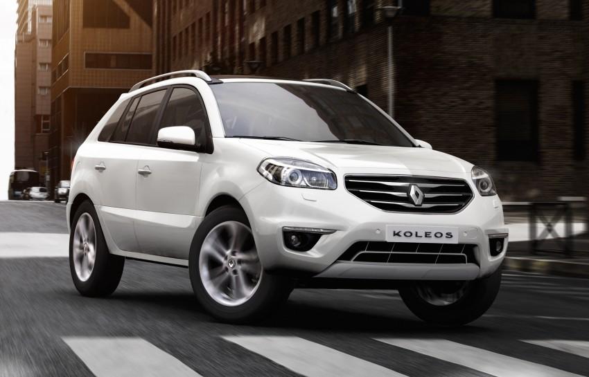 Renault Koleos facelift arrives – RM224k Image #110883