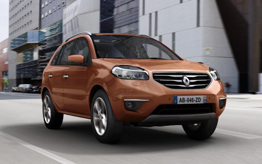 Renault Koleos facelift arrives – RM224k Image #110882