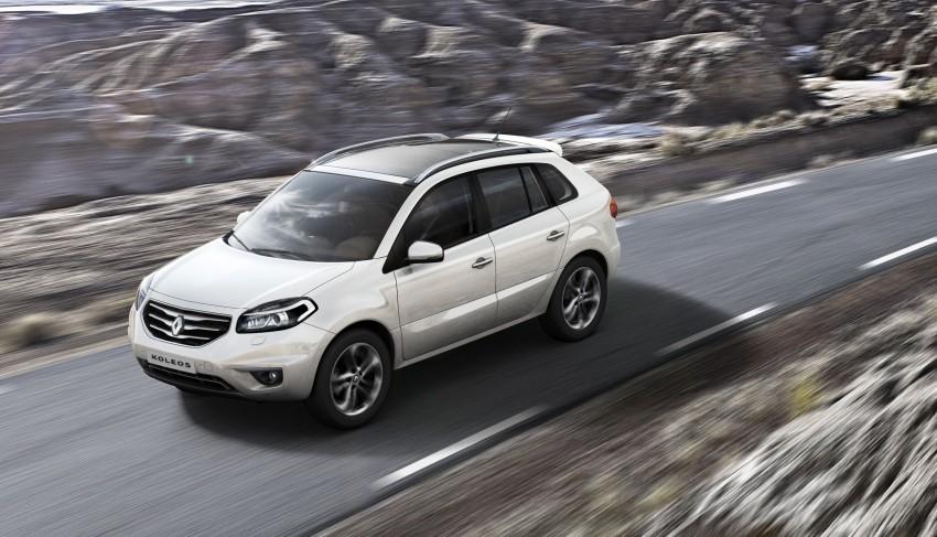 Renault Koleos facelift arrives – RM224k Image #110885