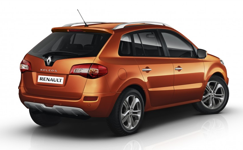 Renault Koleos facelift arrives – RM224k Image #110878