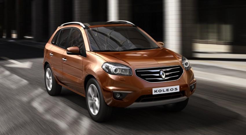 Renault Koleos facelift arrives – RM224k Image #110876