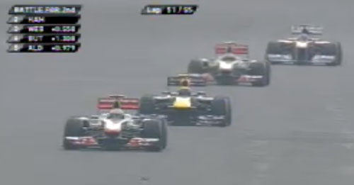 Vettel wins in Korea, Red Bull secures Constructors' title Image #73045