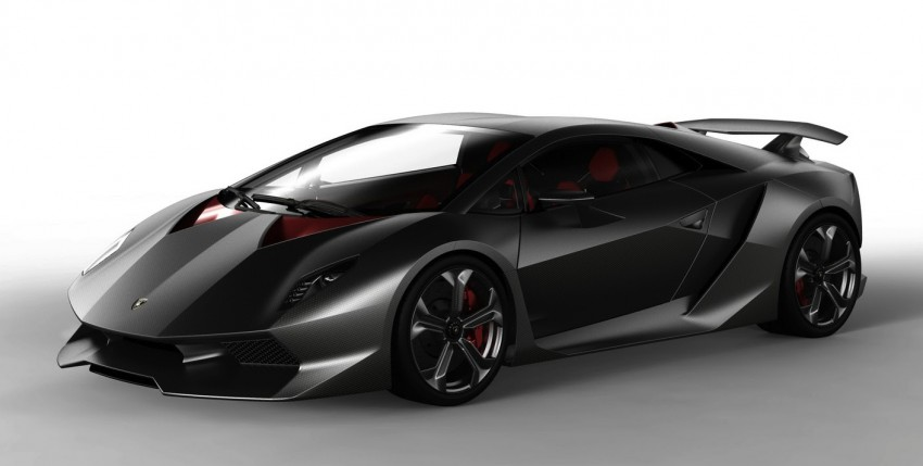Frankfurt: Lamborghini Sesto Elemento gets green light for 20-unit production run Image #68768