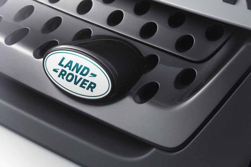 Frankfurt: Land Rover reveals the DC100 and DC100 Sport Defender concepts Image #68600