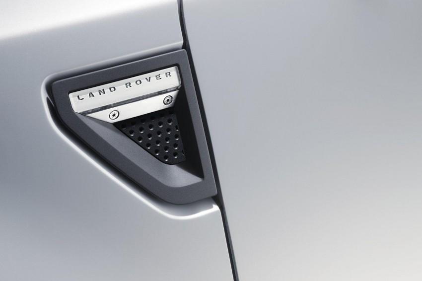 Frankfurt: Land Rover reveals the DC100 and DC100 Sport Defender concepts Image #68626