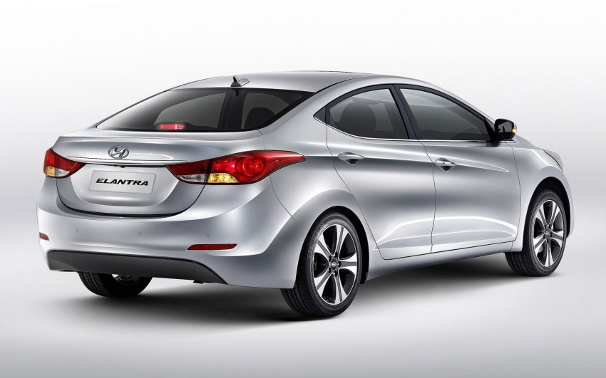 Hyundai Langdong launched in China – it's the Elantra MD Image #103091