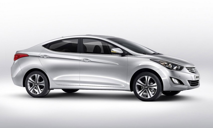 Hyundai Langdong launched in China – it's the Elantra MD Image #103092