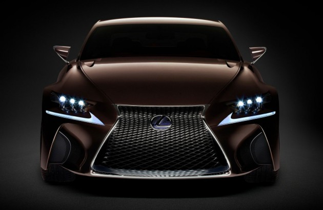 We Sat Up And Took Notice Of The Lexus LF CC Concept When Sifting Through  The Pre Paris Show News, Not Only Because Itu0027s A Preview Of The Next Gen  Lexus IS, ...