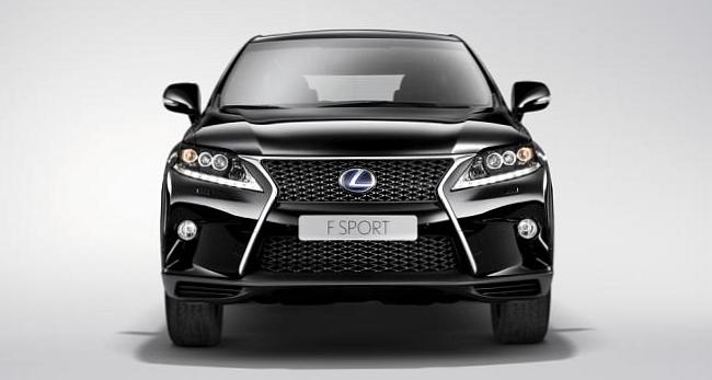 Lexus RX facelift – leaked images ahead of Geneva debut Image #91039