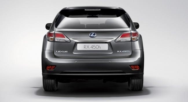 Lexus RX facelift – leaked images ahead of Geneva debut Image #91038